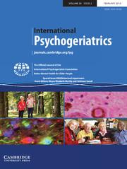International Psychogeriatrics Volume 30 - Special Issue2 -  Mild Behavioral Impairment