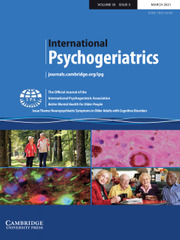 International Psychogeriatrics Volume 33 - Special Issue3 -  Issue Theme: Neuropsychiatric Symptoms in Older Adults with Cognitive Disorders