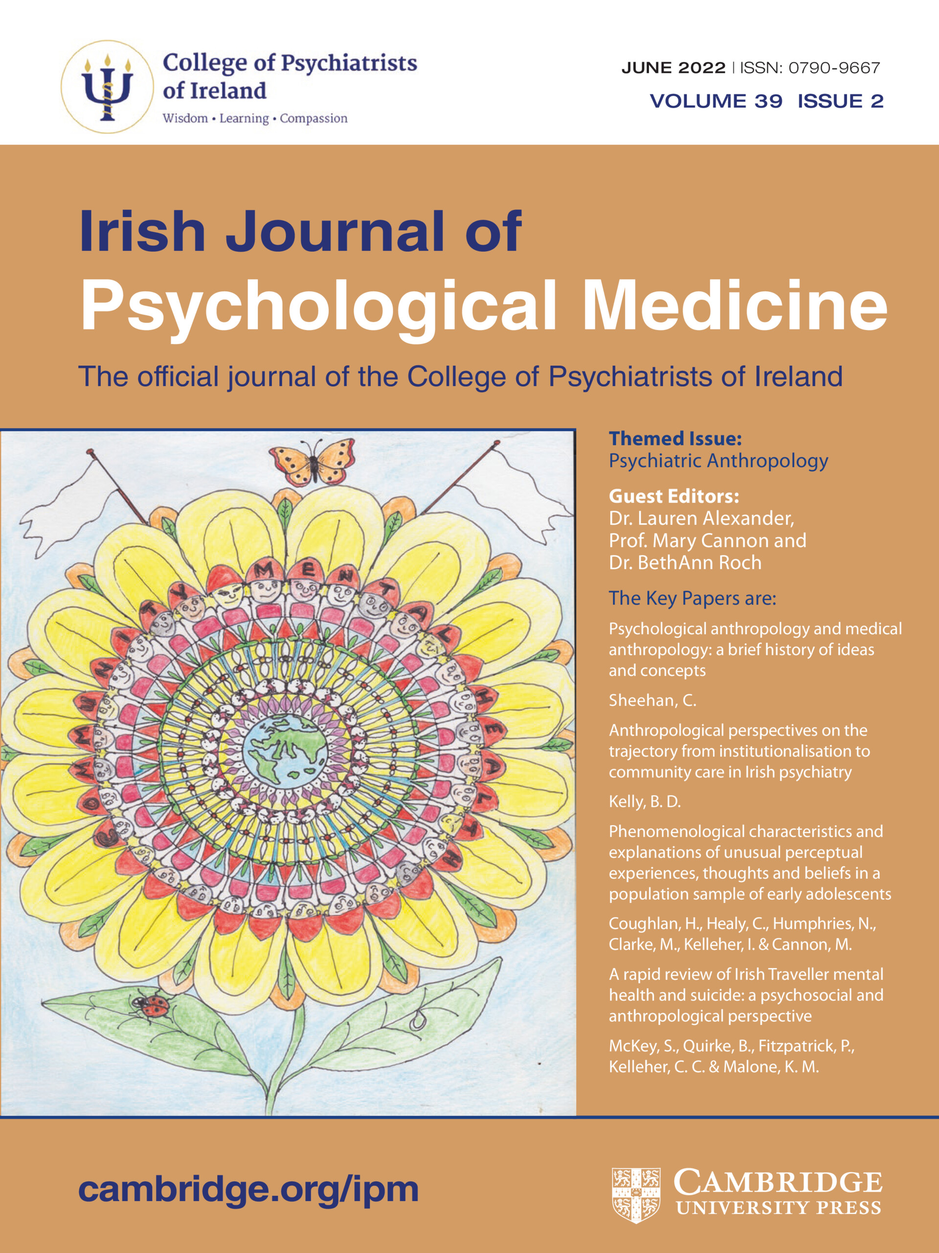 Irish Journal of Psychological Medicine | Cambridge Core