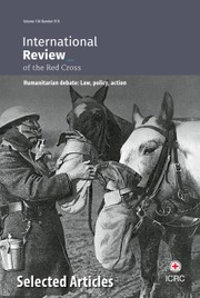 International Review of the Red Cross