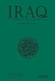 IRAQ Volume 79 - Issue  -