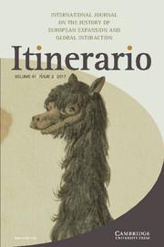 Itinerario Volume 41 - Issue 3 -