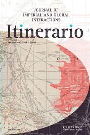 Itinerario Volume 43 - Issue 3 -