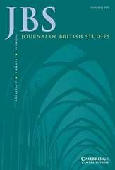 Journal of British Studies Volume 56 - Issue 1 -
