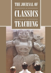 Journal of Classics Teaching