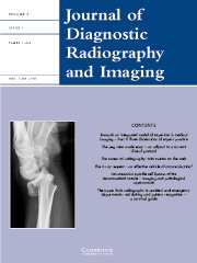 Journal of Diagnostic Radiography and Imaging