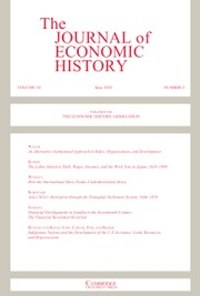 The Journal of Economic History
