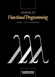 Journal of Functional Programming Volume 15 - Issue 5 -