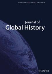 Journal of Global History