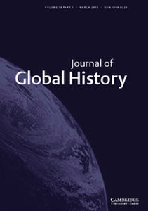 Journal of Global History Volume 10 - Issue 1 -