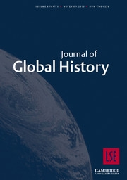 Journal of Global History Volume 8 - Issue 3 -