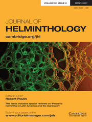 Journal of Helminthology Volume 91 - Issue 2 -