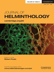 Journal of Helminthology Volume 93 - Issue 6 -