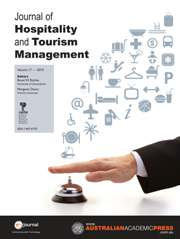 Journal of Hospitality and Tourism Management | Cambridge Core