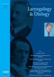 The Journal of Laryngology & Otology Volume 121 - Issue 4 -