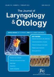 The Journal of Laryngology & Otology Volume 132 - Issue 2 -