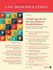 Journal of Law, Medicine & Ethics Volume 48 - Issue 3 -  A Bold Agenda for the Next Steps in Health Reform
