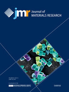Journal of Materials Research Volume 28 - Issue 12 -