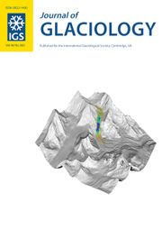 Journal of Glaciology Volume 66 - Issue 260 -