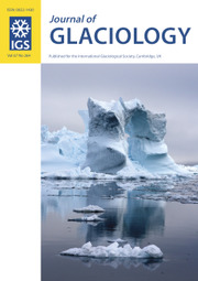 Journal of Glaciology Volume 67 - Issue 264 -