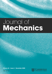 Journal of Mechanics