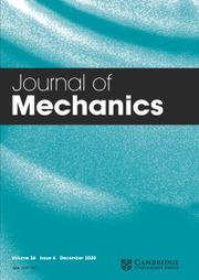 Journal of Mechanics Volume 36 - Issue 6 -