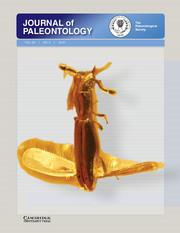 Journal of Paleontology Volume 89 - Issue 5 -