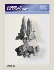 Journal of Paleontology Volume 90 - Issue 1 -
