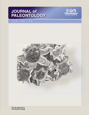 Journal of Paleontology Volume 90 - Issue 2 -