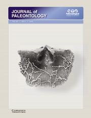 Journal of Paleontology Volume 90 - Issue 3 -