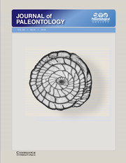 Journal of Paleontology Volume 90 - Issue 6 -