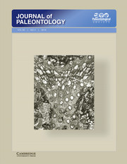 Journal of Paleontology Volume 92 - Issue 4 -