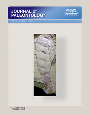 Journal of Paleontology Volume 92 - Issue 6 -