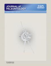 Journal of Paleontology Volume 94 - Issue 3 -