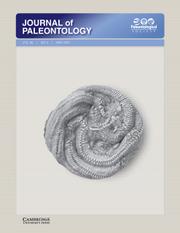 Journal of Paleontology Volume 95 - Issue 3 -