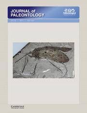 Journal of Paleontology Volume 95 - Issue 4 -