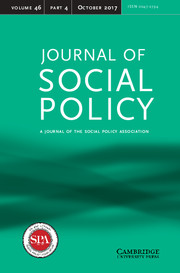 Journal of Social Policy Volume 46 - Special Issue4 -  Brexit Special Issue