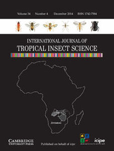 International Journal of Tropical Insect Science