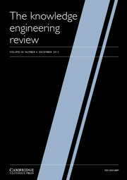 The Knowledge Engineering Review