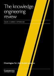 The Knowledge Engineering Review Volume 18 - Issue 3 -