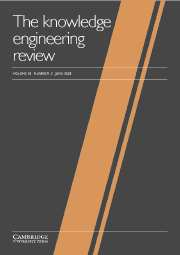 The Knowledge Engineering Review Volume 20 - Issue 2 -