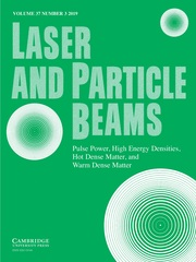 Laser and Particle Beams Volume 37 - Issue 3 -