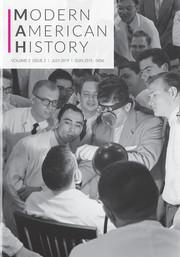 Modern American History Volume 2 - Issue 2 -