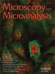 Microscopy and Microanalysis Volume 14 - Issue 3 -