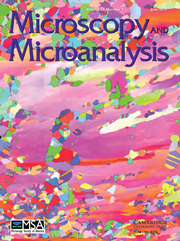 Microscopy and Microanalysis Volume 17 - Issue 3 -