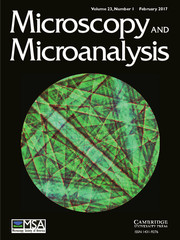 Microscopy and Microanalysis Volume 23 - Issue 1 -