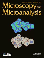 Microscopy and Microanalysis Volume 23 - Issue 6 -