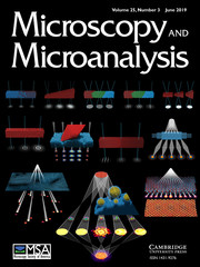Microscopy and Microanalysis Volume 25 - Issue 3 -