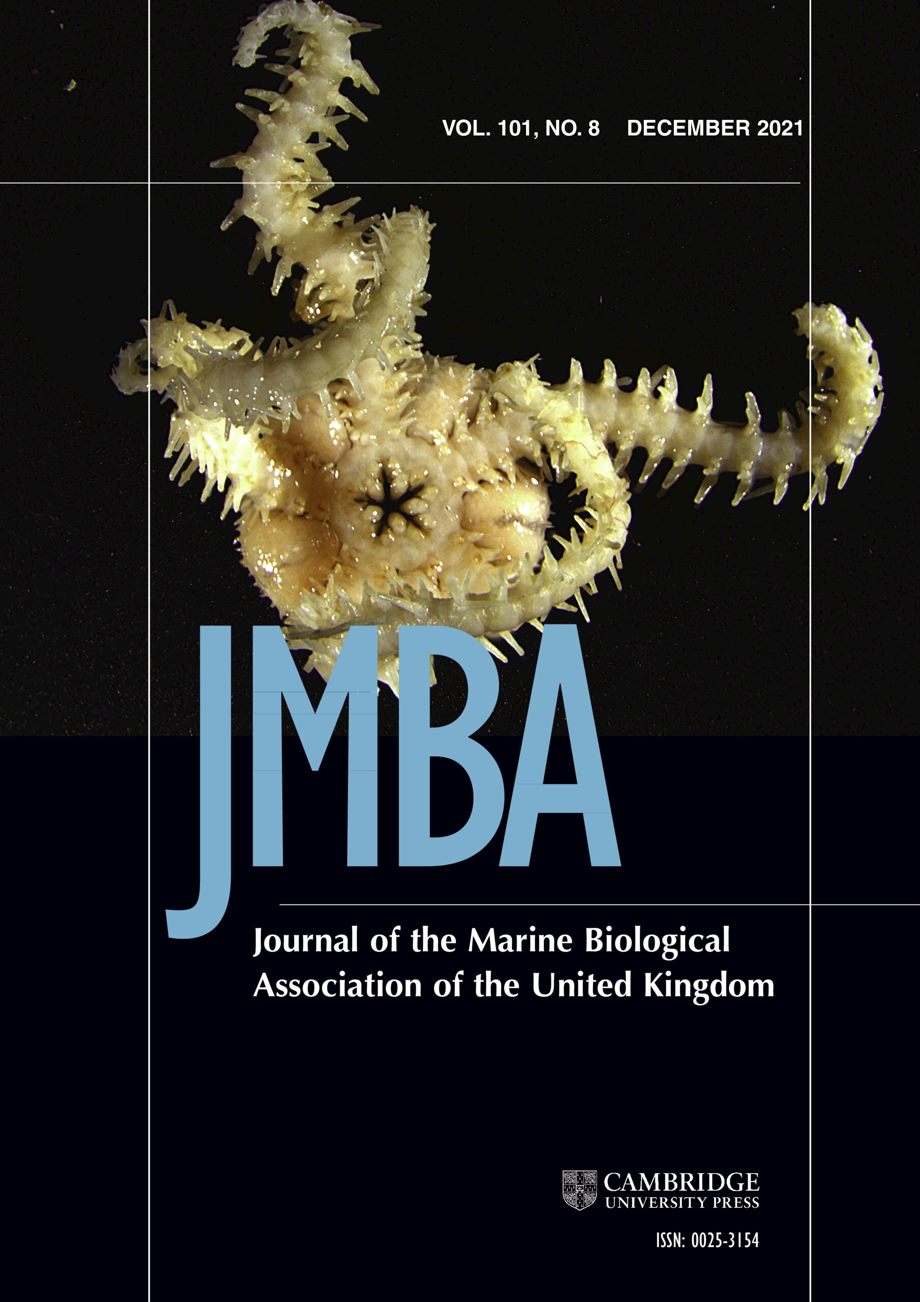 Journal of the Marine Biological Association of the United