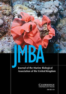 Journal of the Marine Biological Association of the United Kingdom Volume 93 - Issue 1 -